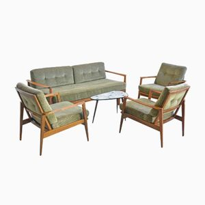 Antimott Seating Group from Wilhelm Knoll, 1950s