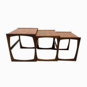 Nesting Tables by R. Bennett for G-Plan, 1970s
