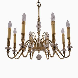 French Chandelier, 1940s
