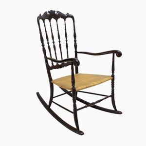 Rocking Chair by Fratelli Podestà, 1960s