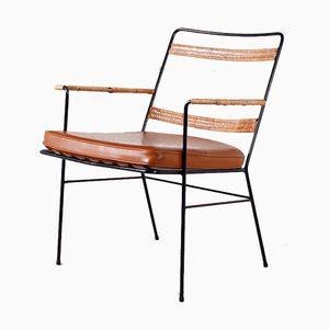 Mid-Century Italian Easy Chair, 1950s