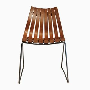 Scandia Chair by Hans Brattrud for Hove Møbler, 1957