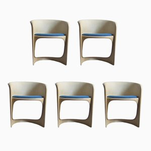 Vintage Dining Chairs from Casala, Set of 5