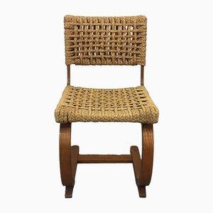 Vintage Dutch Chair by Bas Van Pelt for Beithcraft, 1936