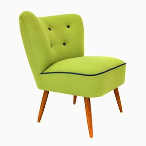 Mid-Century Austrian Beech Chair, 1950s