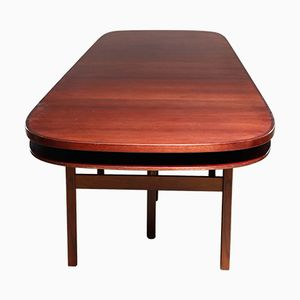 Vintage Model 341 Rosewood Conference Table by Arne Vodder for Sibast