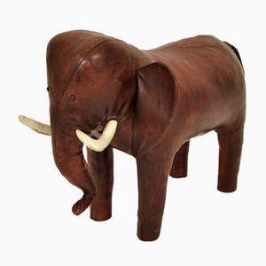 Englischer Elefant Hocker von Dimitri Omersa, 1960er