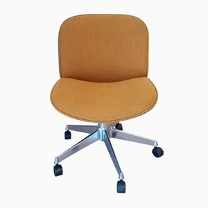 Swivel Office Chair by Ico & Luisa Parisi for MIM, 1960s