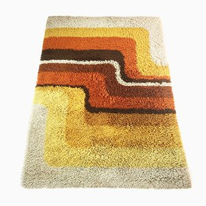 Pop-Art Multicolored Rug from Desso, 1970s