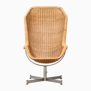 736 Swivel Chair by Dirk van Sliedregt for Gebroeders Jonkers, 1960s