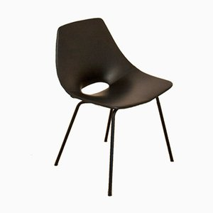 Mid-Century French Amsterdam Chair by Pierre Guariche for Steiner, 1954