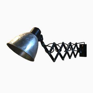 Industrial Scissor Lamp, 1970s