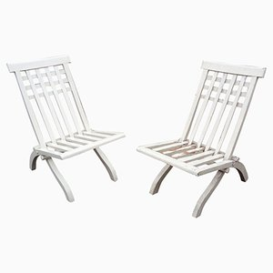 Chairs by Robert Mallet-Stevens for Pierre Dariel, 1920s, Set of 2
