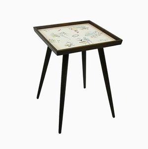 German Side Table, 1970s