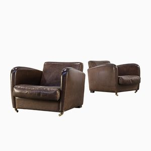 Charmine Armchairs by Piero Lissoni for Baxter, 1999, Set of 2