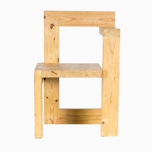 Steltman Chair by Wim Rietveld, 1963