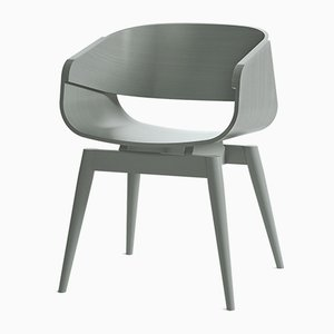 4th Armchair in Grey by Almost
