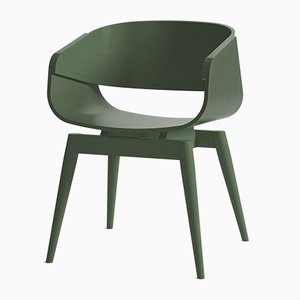 4th Armchair in Green by Almost