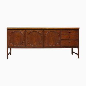 Circles Teak Sideboard from Nathan, 1960s