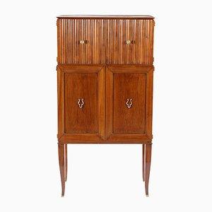 Cherry Cabinet by Ernesto Nelli, 1940s