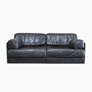 Vintage DS 76 Leather Sofa from de Sede