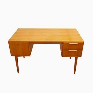 Mid-Century Ash Desk, 1950s