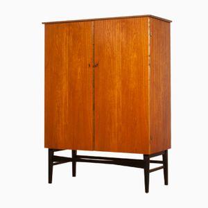 Teak and Beech Cabinet, 1950s