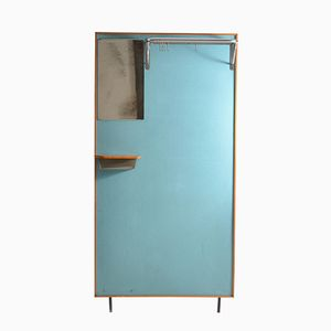 Czechoslovakian Mid-Century Hallway Set with Mirror from Drevokov Blatná, 1960s