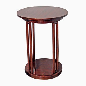 Art Nouveau 728 Fledermaus Table in Bentwood by Josef Hoffmann for Jacob & Josef Kohn, 1910s