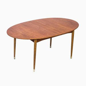Teak Dining Table by Svend Andersen, 1950s
