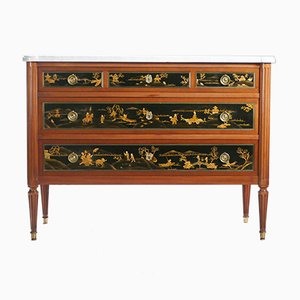 Chinoiserie Chest of Drawers from Maison Jansen, 1950s