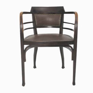 Antique Armchair by Josef Maria Olbrich for Thonet