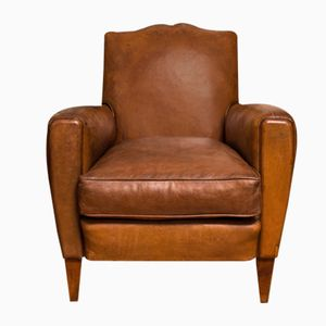 French Club Chair, 1930s