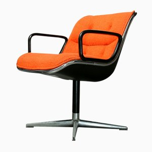 Executive Chair by Charles Pollock for Knoll International, 1970s