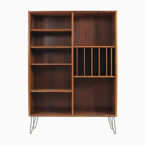 Mid-Century Danish Palisander Bookcase by Poul Hundevad, 1960s