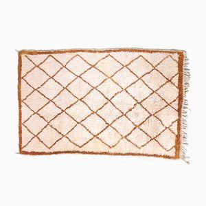 Moroccan Beni Ouarain Carpet from Berber Weavers, 1970s