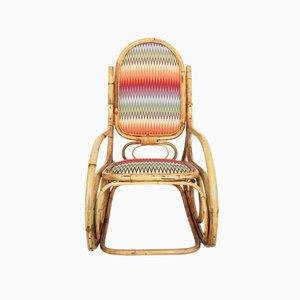 Scopri sedie a dondolo vintage online at pamono - Sedia a dondolo vimini ...