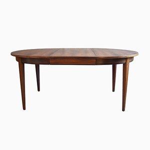Model 55 Rosewood Dining Table from Omann Jun Møbelfabrik, 1960s