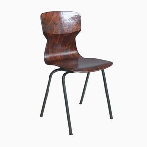 Rosewood Side Chair from Eromes, 1960s