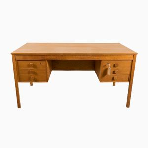 Scandinavian MCM Writing Desk from Domino Møbler, 1960s