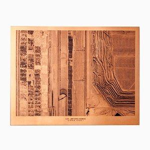 Copper Mine Etching No. 2 by David Derksen