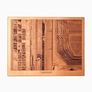 Kupfer Bergwerk Radierung Nr. 5 von David Derksen