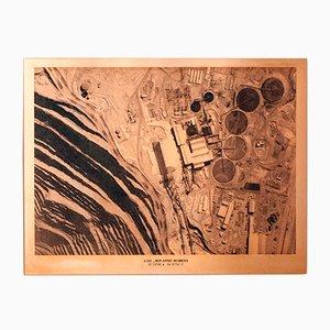 Copper Mine Etching No. 6 by David Derksen