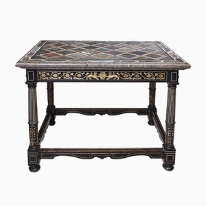 Antique Italian Baroque Center Table