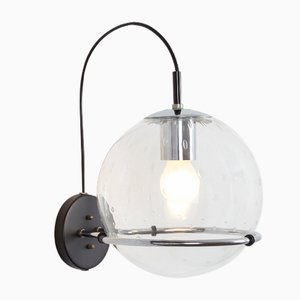 Mid-Century Globe Pendant Light from Raak, 1960s