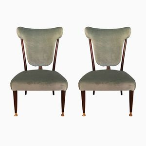 Small Chairs, 1950s, Set of 2