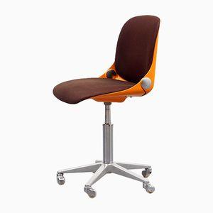 Model 232/6 Desk Chair by Wilhelm Ritz for Wilkhahn, 1970s