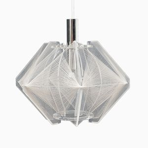 Vintage Pendant Lamp by Poul Secon for Sompex
