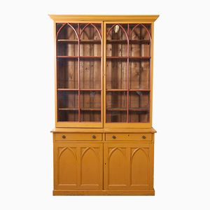 Gothic Display Cabinet, 1840s