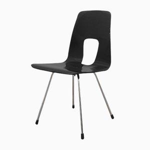 Vintage Einpunktstuhl Chair by Hans Bellmann for Horgen Glarus